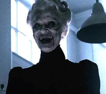 La mujer de pesadilla.