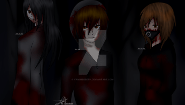 karla_the_killer_silent_smile_alex_the_proxy_by_yaminekbeth-d935rgy