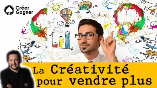 créativité vendre