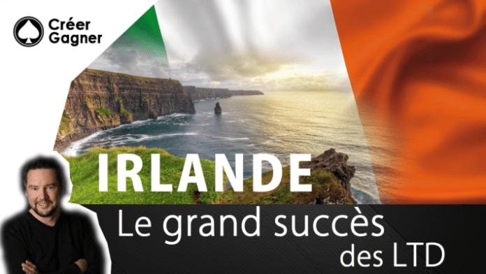 création ltd irlande