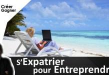 expatrier entreprendre