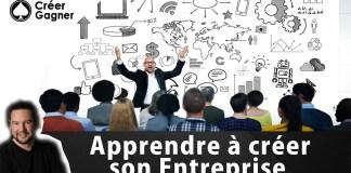 apprendre à créer son entreprise