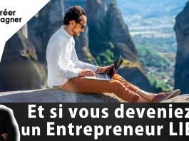 entrepreneur libre