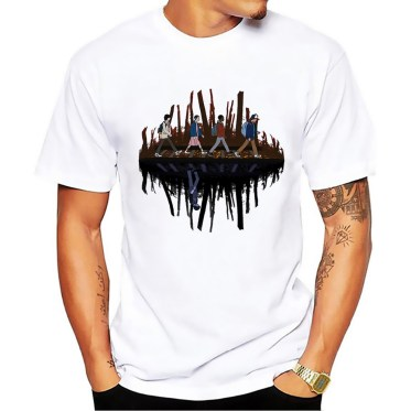 tee shirt stranger things 1