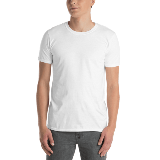 t shirt personnalise blanc homme