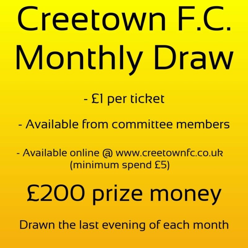 Monthly Draw Tickets (5s)