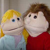 Lucy & Bert