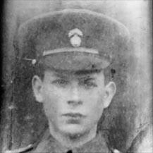 Private John McKean Simms