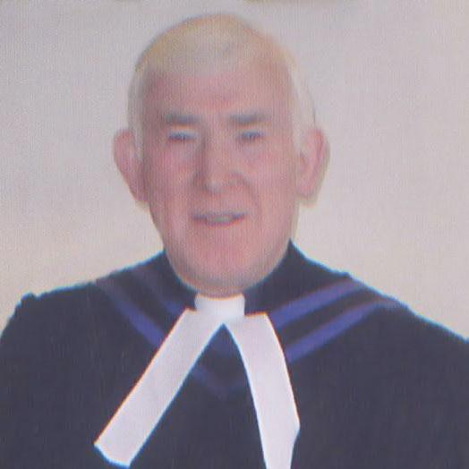 Rev. Dr. Harold MacConnell