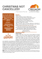 Christmas is Not Canceled  – 29/11/20