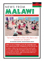 News from Malawi_Spring2021
