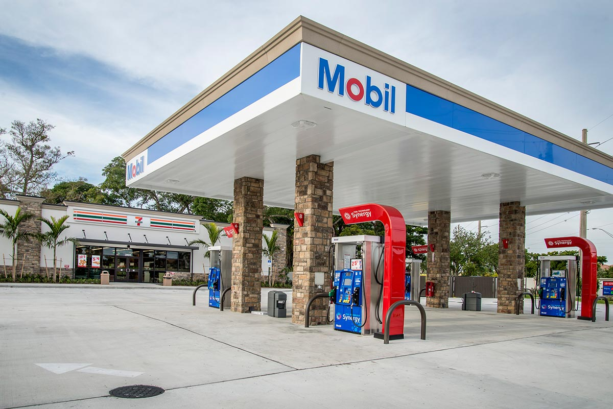 Projects C Stores And Gas Stations