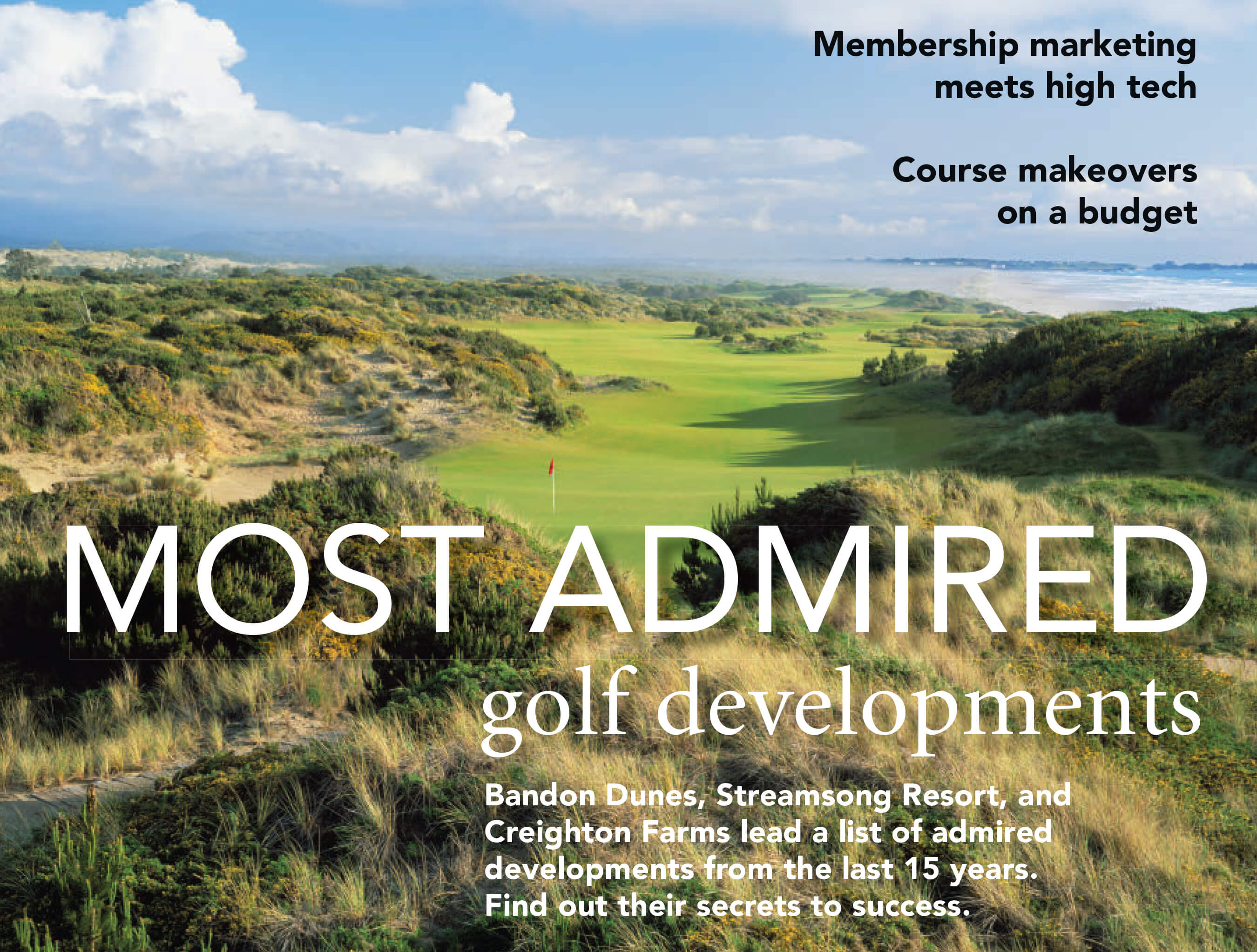 Golf Inc 10 Most Admired Golf Developments In The Last