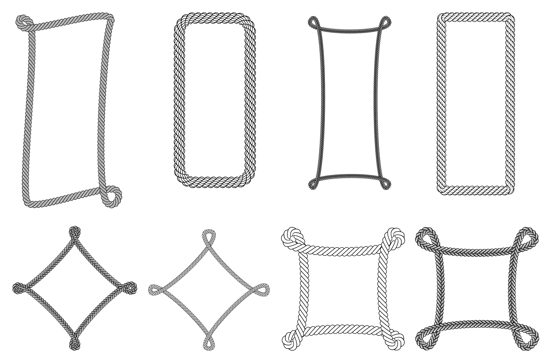 Adobe Collection : Adobe Illustrator Cs4 Rope Brush