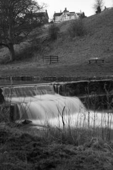 Bradford River Wier