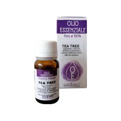 Tea Tree Olio essenziale di Melaleuca