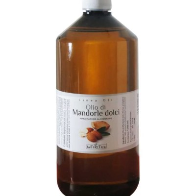 olio di mandorle dolci 100 ml