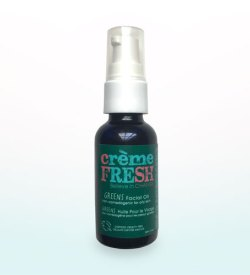 Greens Facial Oil