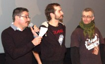 Marian Crişan, Alin State şi Richard Balint