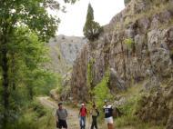 Aguasalio pico, camino hacia Argovejo 405