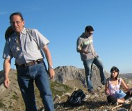 Aguasalio pico, cima 2247