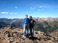 Aguasalio pico, cima 2257