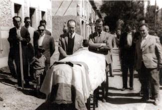 Funeralde D. Juan Guereño