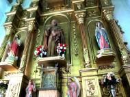 Regalo del benefactor D. Víctor de Felipe, San Pedro (Patrono de la Parroquia de Crémenes)