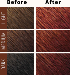 64 Red Copper Exotic Shine Hair Color Creme Of Nature