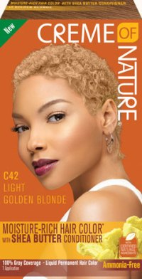 Light Golden Blonde - Creme of Nature