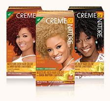 Hair Color Creme Of Nature