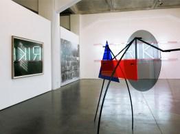 Vue partielle de l'exposition Commissaire invitée : Julie Crenn Crédit photo / Jean-Christophe Garcia