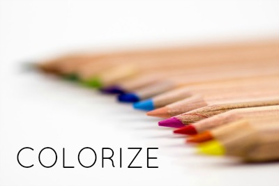 PR colorize