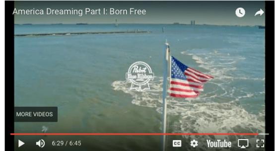 Patriotic PR campaigns