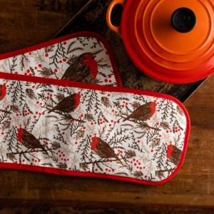 Robin Oven Gloves