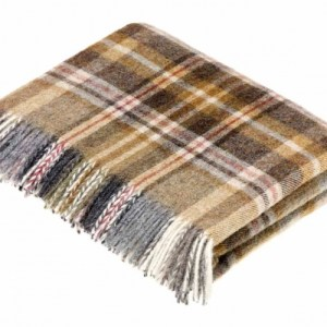 Wool throw glen highland mustard - F57D16CD C595 47CD B9AF 957135901595 1 201 a 500x500