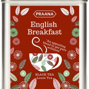 English Breakfast – Gift Tin 100g ( Pack of 6)