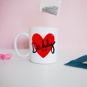Daddy To Be Heart Ceramic Mug - image dcd25e61 9595 4b2c 8e46 ddb416fe073b 1024x1024%402x 500x500