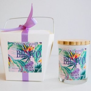 Scented Candle Bravo – 300g