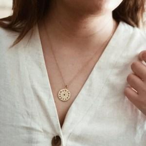 Collar Zodiac Gold - 186854 47cd00e6e09057 500x500