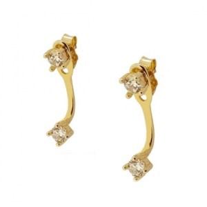Gemini Gold Earrings - 236440 47cd16cc2b1937 500x500