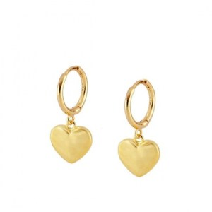 Love Gold Earrings - 236373 47cd1692c6ef9f 500x500