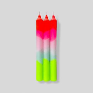 Dip Dye Neon * Lollipop Trees case size of 6