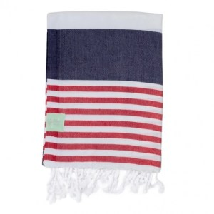 Mariner Stripe Hammam Towel