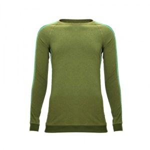 YVETTE COOL MT1 - Greenery - yvette libby nguyen paris t shirt greenry men 6 500x500
