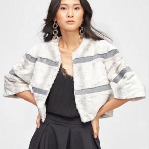 Women's PROVENCE Fashion overcoat