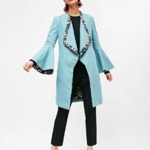 Women's ISLAND PARADISE Hemp Overcoat