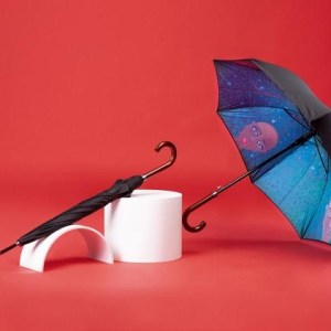 WE ARE – Straight Art Umbrella