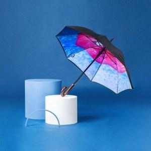 SMILE – Straight Art Umbrella