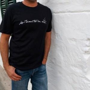 It's Time to be eco T-shirt - its time to be eco 500x500
